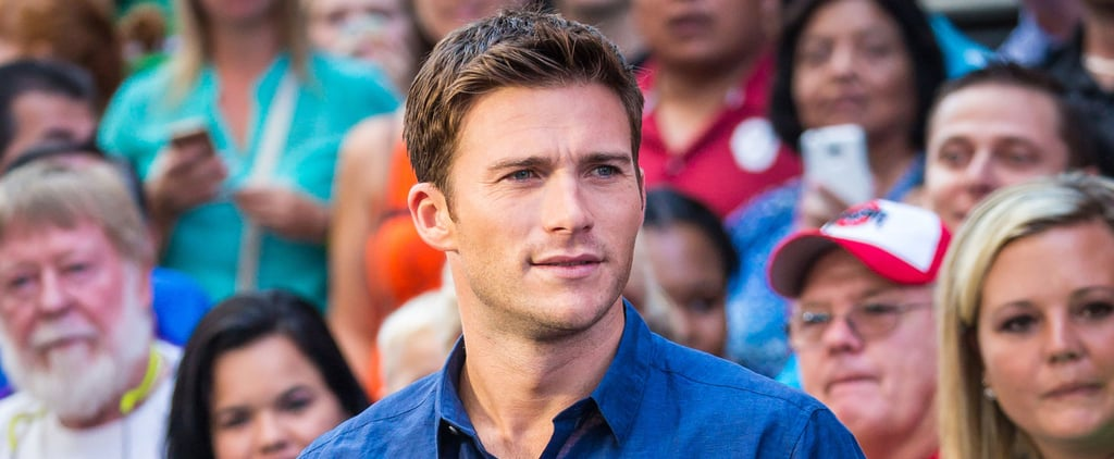 Scott Eastwood Brings His Baby Blues to the Big Apple