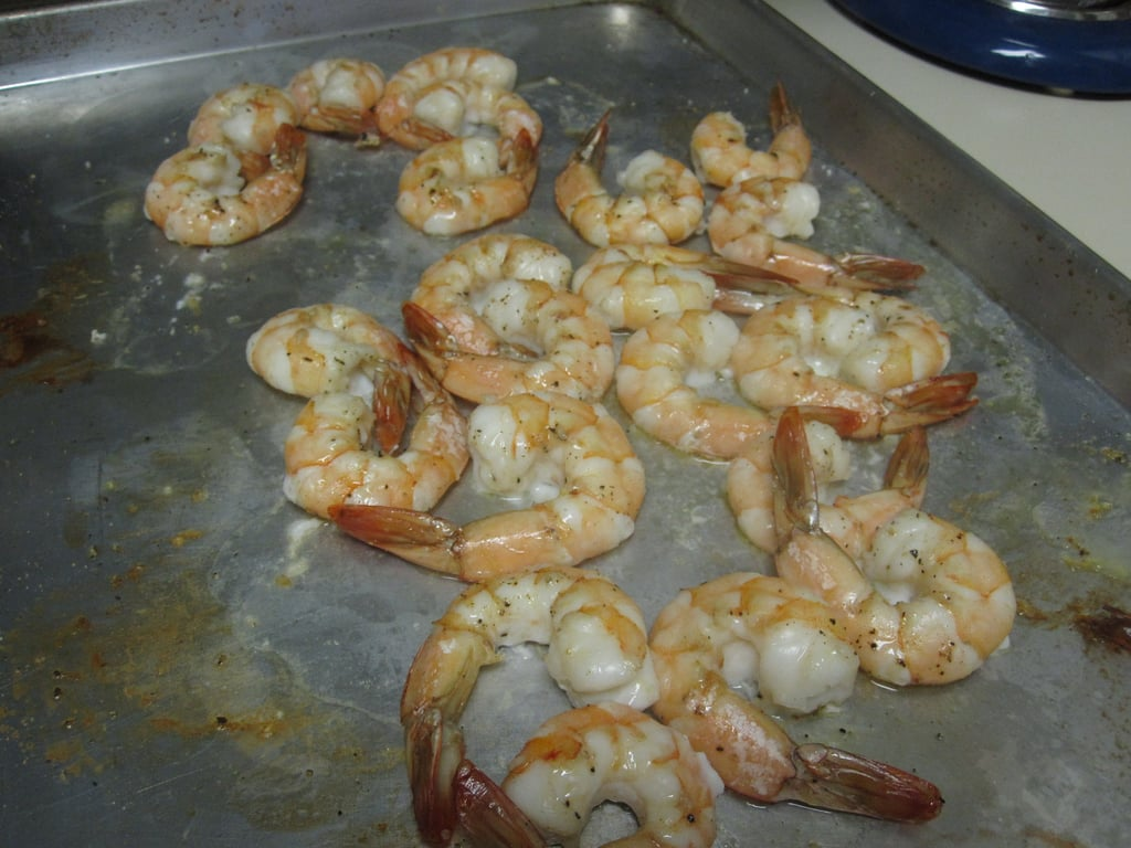 Ina's Roasted Shrimp Cocktail