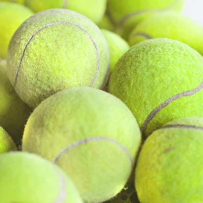 Use a Tennis Ball to Relieve Sore Muscles