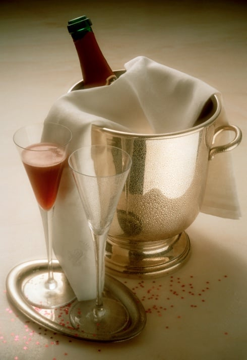 Break Out the Bubbly: Toast Baby With These Four Champagne Cocktails!