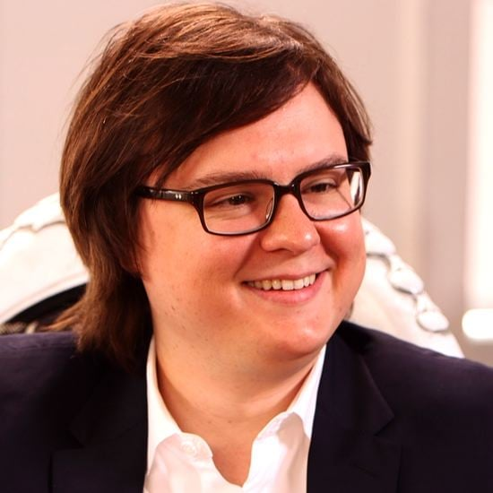 Clark Duke Interview on The Croods and The Office   Video