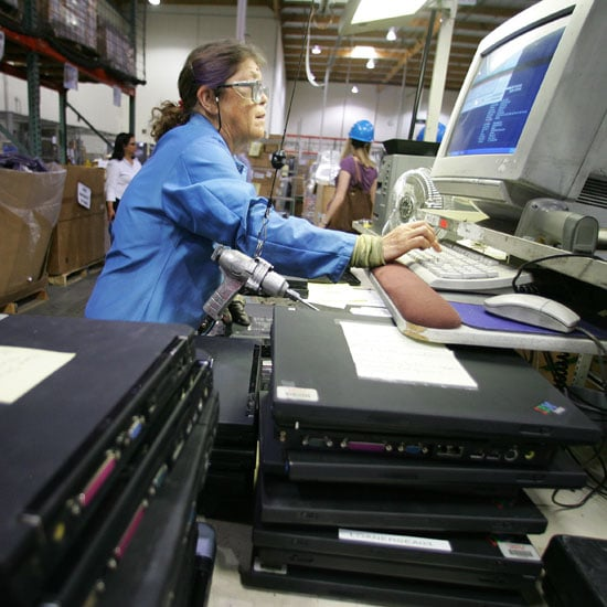 Make Sure Your Old Laptops Are Ready to Donate