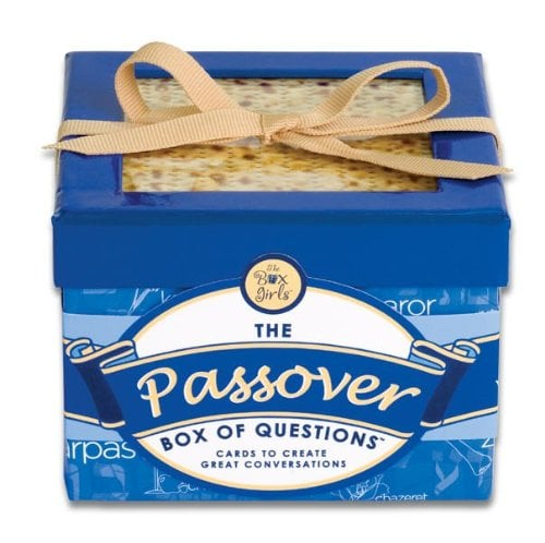 The Passover Box of Questions