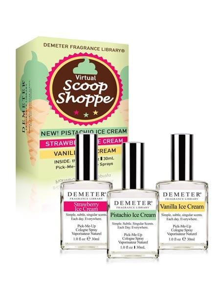 Demeter Virtual Scoop Shoppe