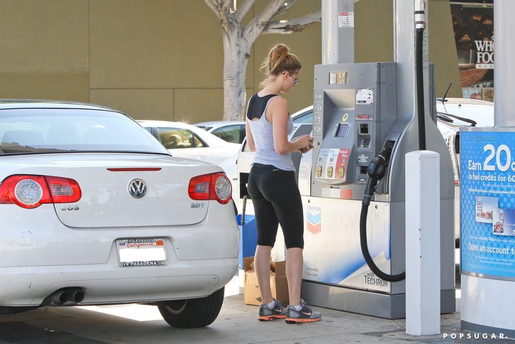 She Kept Her Volkswagen After Cashing the Hunger Games Checks