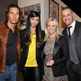 Reese Witherspoon, Jim Toth at Livestrong Event (Video)