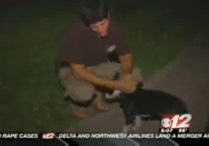 Boston Saves Baby By Barking