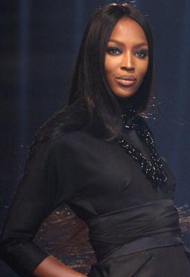 Naomi Campbell Raises Money for Mumbai