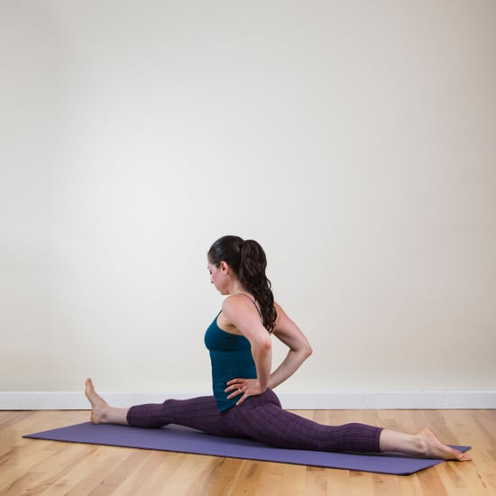Wanna Do a Split? 9 Poses to Make It Happen