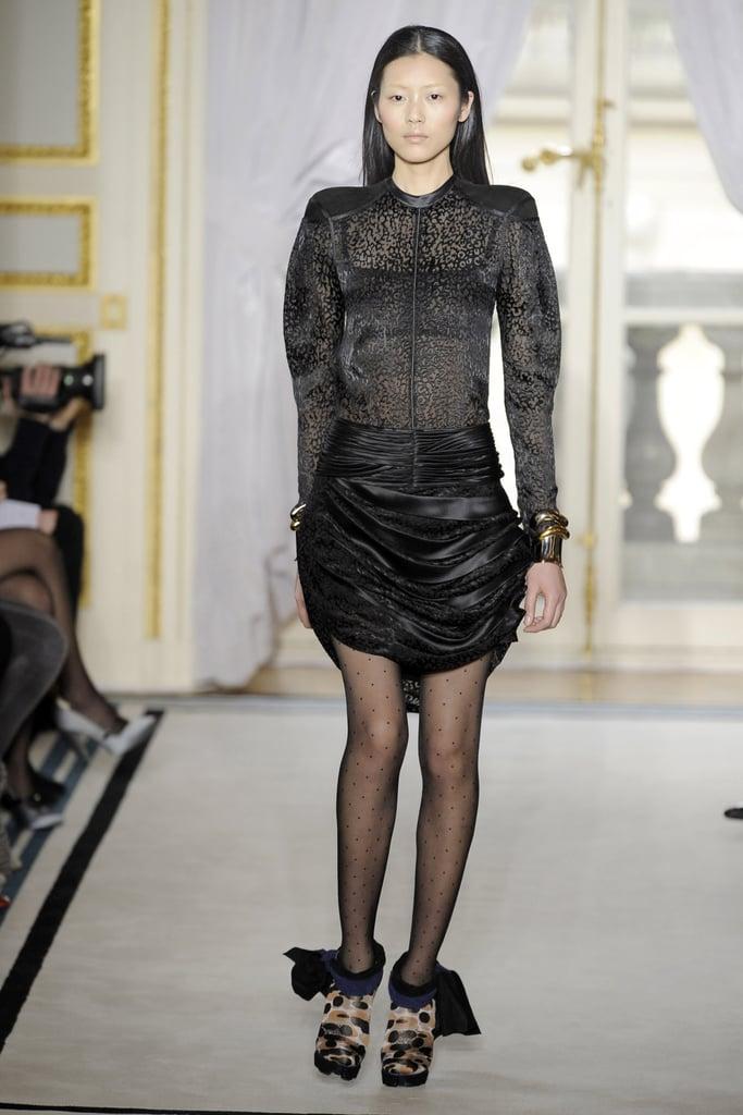 A Softer Side of Balenciaga for Fall 2009
