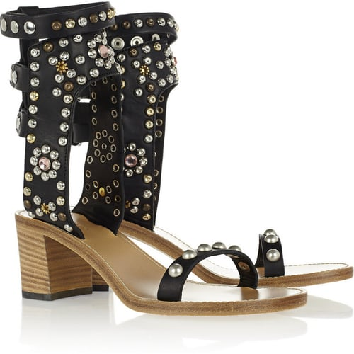 Isabel Marant The Carol studded leather sandals