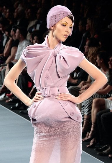 Christian Dior Couture Spring 2009