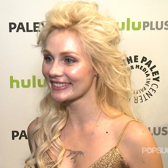 Clare Bowen Nashville PaleyFest 2013 Interview | Video