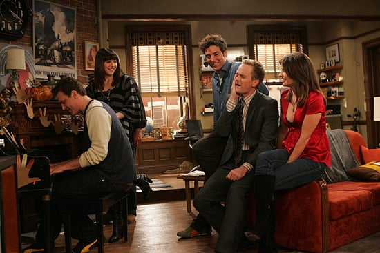 These Vintage HIMYM Photos Remind Us How Young We All Used to Be