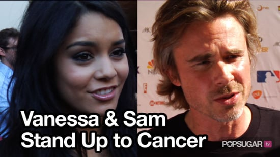 Video of Vanessa Hudgens, Gwyneth Paltrow, Reese Witherspoon and More on Stand Up 2 Cancer