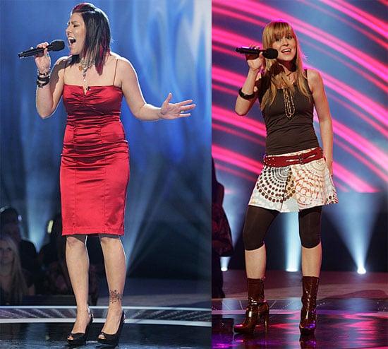 American Idol Season 6: Ladies Blow