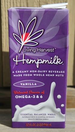 Food Review: Hempmilk