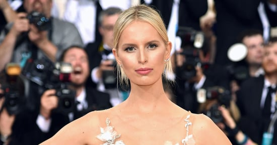 Karolina Kurkova Slathers This Breakfast Food on Her Face for Glowing Skin