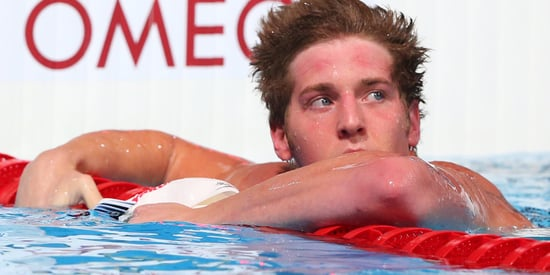 U.S. Swimmer James Feigen Says Peeing Outside Rio Gas Station Was 'Regrettable'