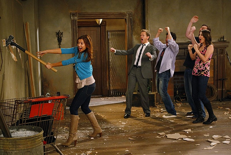 When Lily and Marshall move out of the city, it's the end of an era but a relatable scenario, as the friends start to grow up.