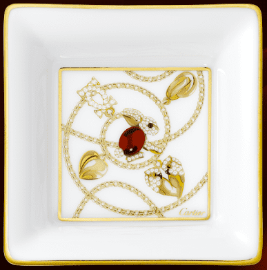Cartier Trinket Tray
