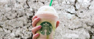Drop Everything and Celebrate Spring With Starbucks's New Drink