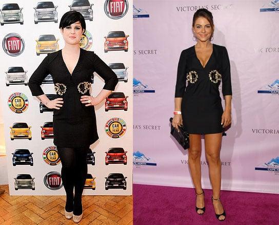 Who Wore It Better? Karta Jeweled-Waist Dress