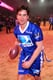 Matt Bomer took charge during the sixth annual Celebrity Beach Bowl Game.
