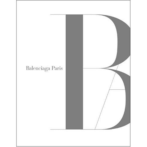 Fab Read: Balenciaga Paris