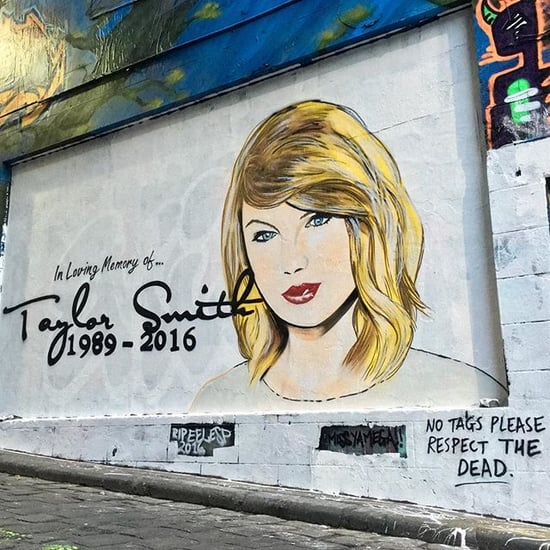 Taylor Swift Fans Threaten Artist Behind Her Obituary Mural