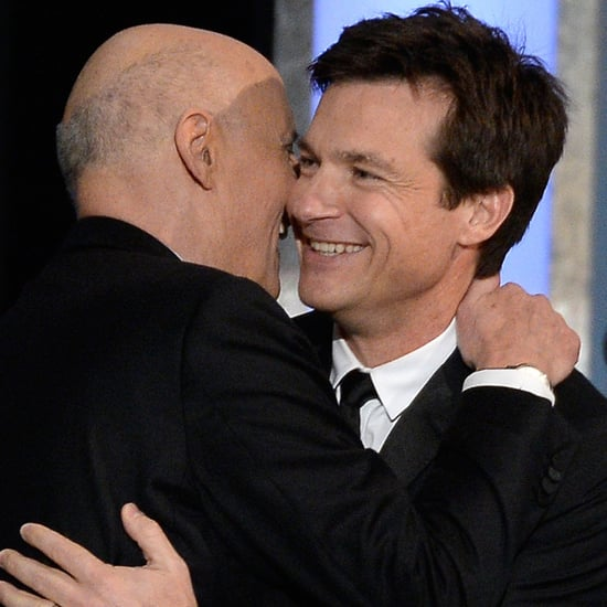 "Jason Bateman Calls Jeffrey Tambor ""Dad"" at the SAG Awards"