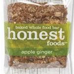 Honest Food Bars