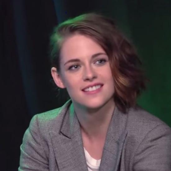 Kristen Stewart on The Stoner Talk Show | Video