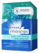 Crest Whitestrips review