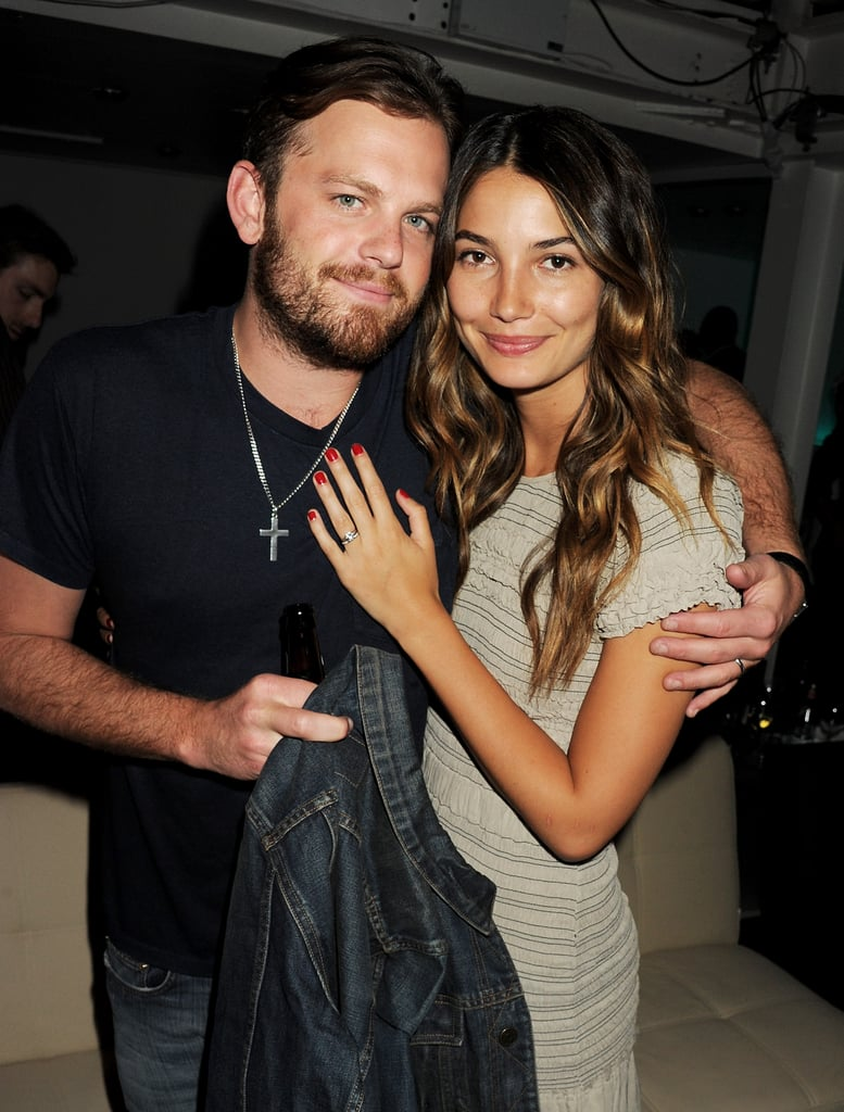 Kings of Leon front man Caleb Followill met Victoria's Secret Angel Lily Aldridge at Coachella in 2007, and the two started dating officially in 2010. They got married in 2011 and had a daughter, named Dixie Pearl, in 2012.