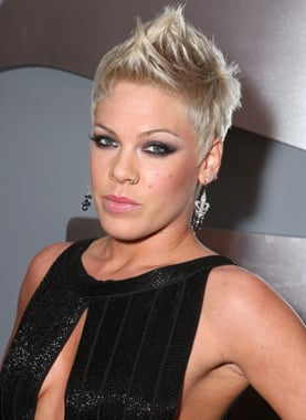 The Grammys Red Carpet Beauty: How To Get Pink's Look