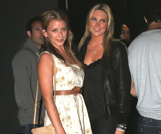 Slide Picture of Lo Bosworth and Stephanie Pratt Out in LA