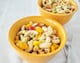 Macaroni Salad With Chickpeas
