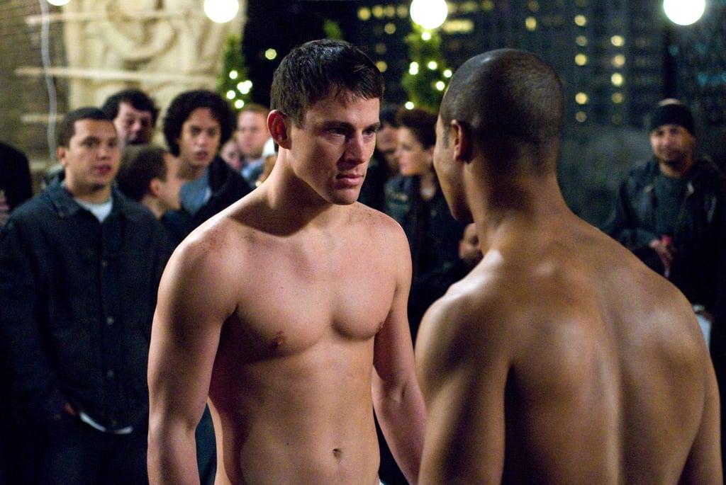 Channing Tatum, Fighting