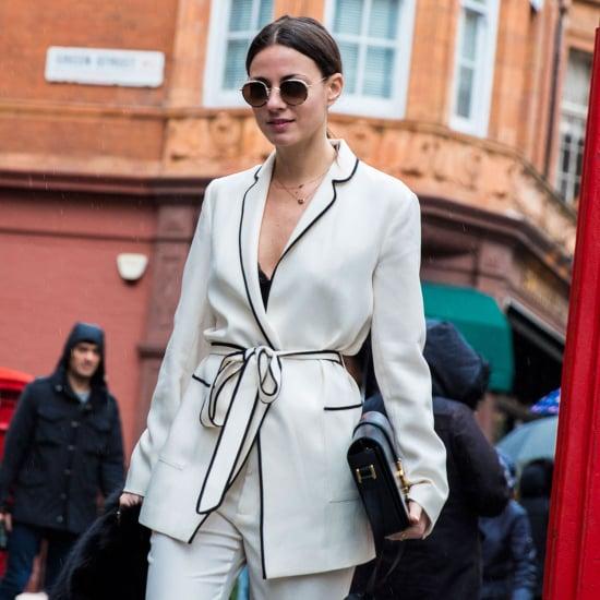 Street Style at London Fashion Week Fall 2016
