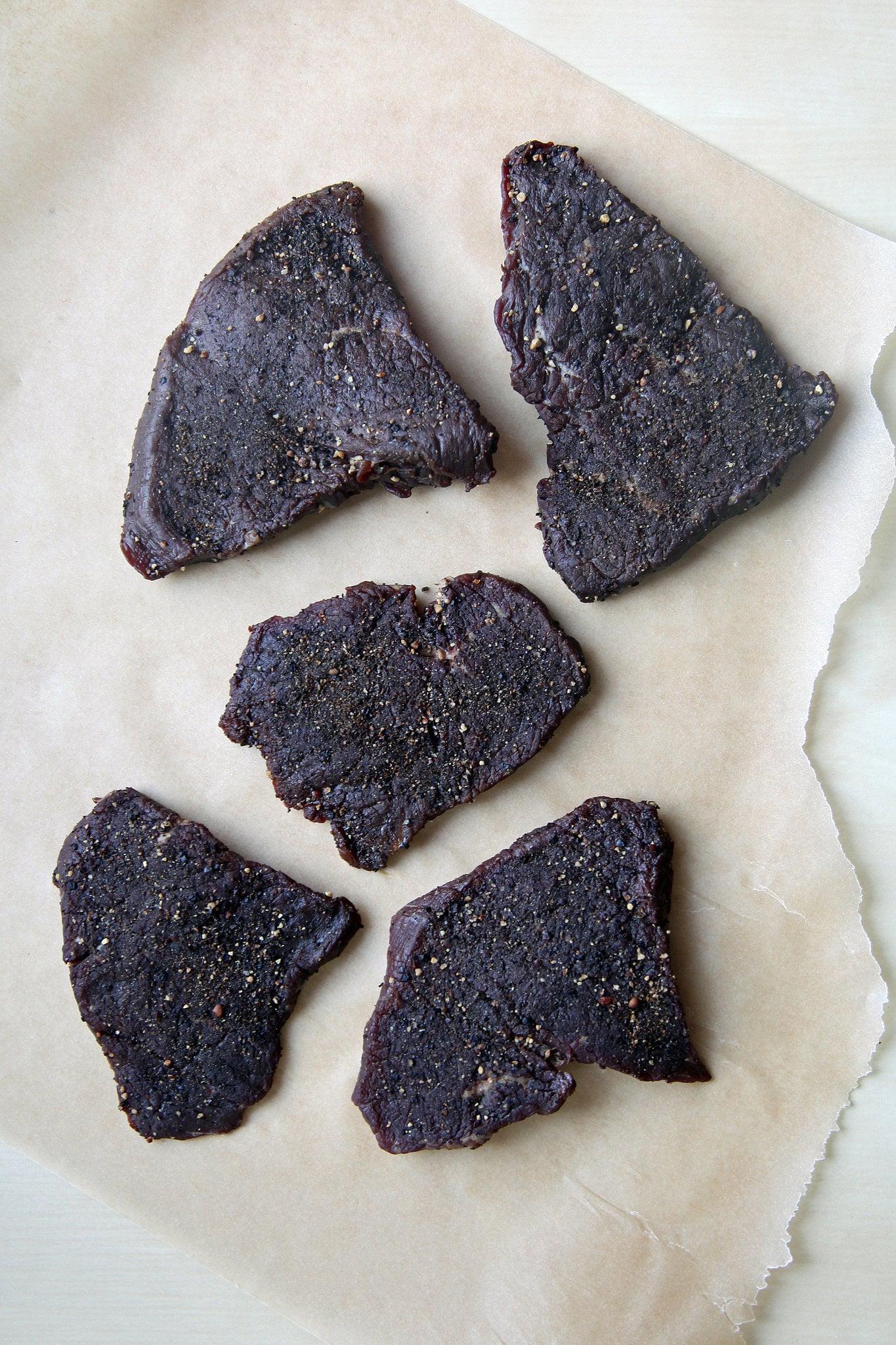 Black Pepper Beef Jerky