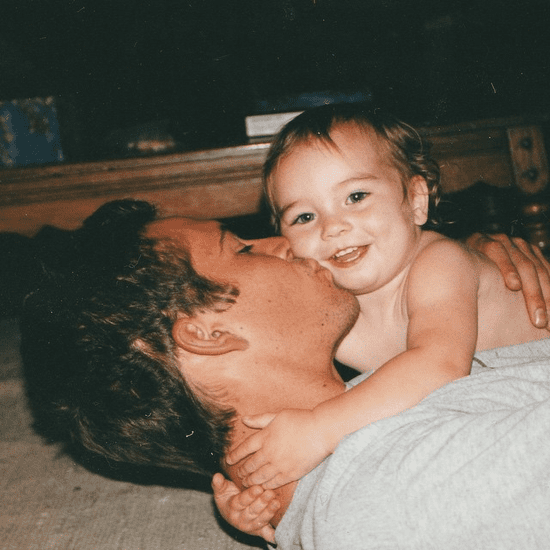 Meadow Walker Father's Day Photo June 2015