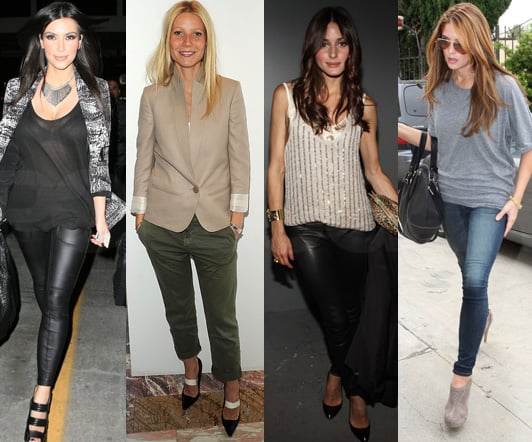 CelebStyle's Favorite Four Looks of the Week