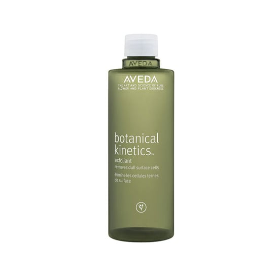With Aveda's Botanical Kenetics Exfoliant ($20-$48), you get a smooth, lit-from-within complexion without the harsh scrubbing. You can even use it on your bikini line to prevent bumps and ingrowns this swimsuit season. — JR