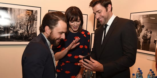 John Krasinski Is The Kind Of Dad Who Shows Photos Of His Newborn At A Movie Premiere