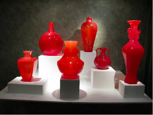 Meekyoung Shin Soap Art Transformation Vases