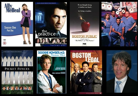 What's Your Favorite David E. Kelley Show of All Time?
