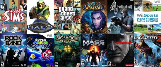 What Is the Best Video Game of the Decade?