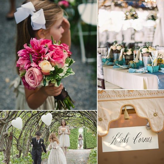 67 Great Ideas For Kids at Weddings
