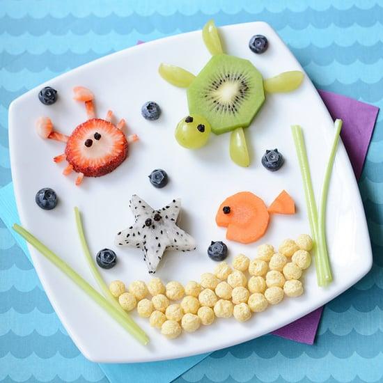 Summer Food Art